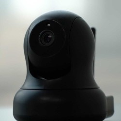FONRİ P2 Full HD İç Ortam Kablosuz Hareketli IP Kamera - Thumbnail