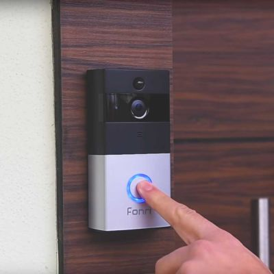 FONRİ VN-DB01 Kablosuz Akıllı Kapı Zili