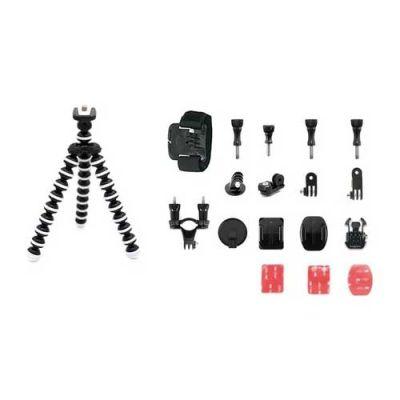 FOXSHOT FC-01 Mini Aksiyon Kamera Aksesuar Kit