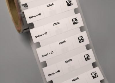 IQ 600 RFID Metal Yüzey Etiketi