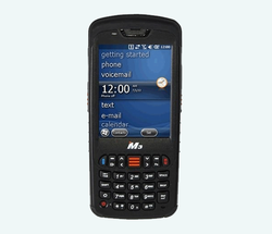 M3 Mobile - M3 Mobile BK100N-C10QAE BLACK CE 1D El Terminali