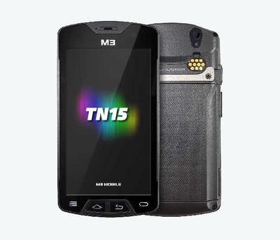 M3 Mobile TN154C-N2CHSS ANDROİD 2D DATA ONLY Barkod Okuyucu El Terminali