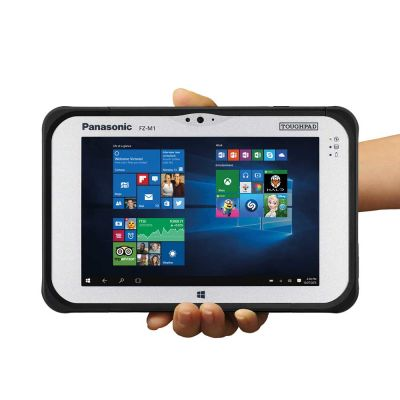 PANASONİC FZM1 UHF RFID Tablet