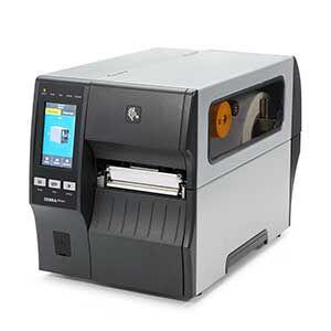 Zebra ZT411 203 DPİ Endüstriyel Barkod Yazıcı